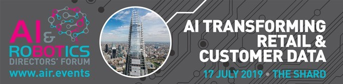 AI Transforming Retail & Customer Data Directors Forum