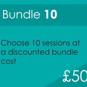 10 Session Bundle